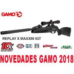 GAMO REPLAY X MAXXIM IGT