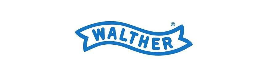 Pistolas Walther de aire pre-comprimido