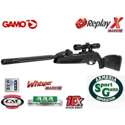 GAMO REPLAY-X