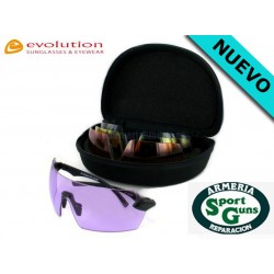GAFAS DE TIRO EVOLUTION MATRIX 4 CRISTALES