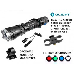 KIT OLIGHT M20 JAVELOT 850 LUMENS