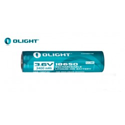 BATERIA RECARGABLE OLIGHT 18650 3400