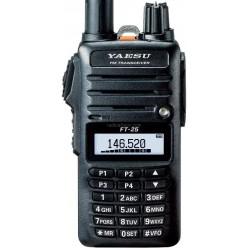 YAESU FT-25 WALKIE DE VHF