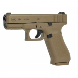 "Pistola GLOCK 19X ""COYOTE"" CAL. 9X19"