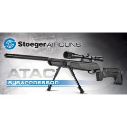 Carabina STOEGER ATAC S2 SUPRESSOR COMBO
