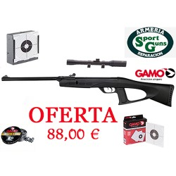 PACK GAMO DELTA FOX GT-F