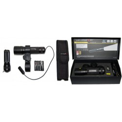 KIT CAZA LED LENSER P7.2